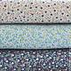 Шитье ручной работы. Хлопок  отрез 45х50 см 3 цвета. Lavka Home&Cotton. Интернет-магазин Ярмарка Мастеров.