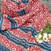 Аксессуары handmade. Livemaster - original item Multicolored Stole. Handmade.