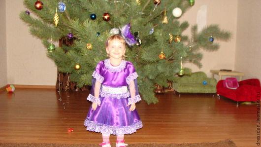 Карнавальные костюмы ручной работы. Ярмарка Мастеров - ручная работа. Купить платье новогоднее Принцеса. Handmade. Праздничный наряд