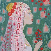 Картины и панно ручной работы. Ярмарка Мастеров - ручная работа Невеста. Handmade.