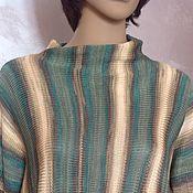 Одежда handmade. Livemaster - original item Tunic Spring mood (sold). Handmade.