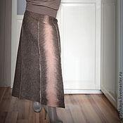 """Одежда ручной работы. Ярмарка Мастеров - ручная работа Юбка """"Розовый луч"""". Handmade."""