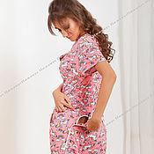 Комбинезоны ручной работы. Ярмарка Мастеров - ручная работа Пижама женская летняя из хлопка Единорожки. Handmade.