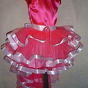 Одежда handmade. Livemaster - original item Prom dress with train. Handmade.