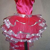 Платья ручной работы. Ярмарка Мастеров - ручная работа Платье с шлейфом на выпускной. Handmade.