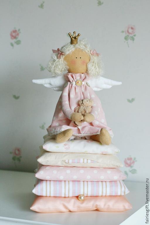 Куклы Тильды ручной работы. Ярмарка Мастеров - ручная работа. Купить Тильда Принцесса на горошине. Handmade. Тильда, принцесса тильда