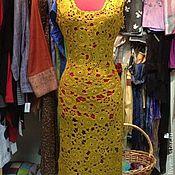Одежда ручной работы. Ярмарка Мастеров - ручная работа Платье для Светланы. Handmade.