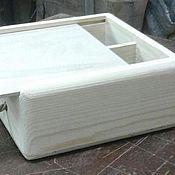 Материалы для творчества handmade. Livemaster - original item Box for tea, preparation 010. Handmade.