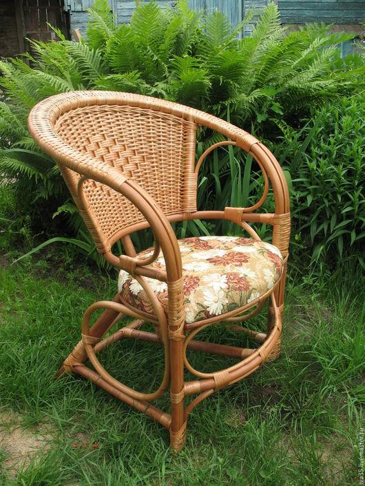 Мебель ручной работы. Ярмарка Мастеров - ручная работа. Купить кресло. Handmade. Бежевый