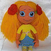 Doll houses handmade. Livemaster - original item Doll Lemon. Handmade.