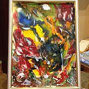 Картины и панно handmade. Livemaster - original item Symphony of the senses.. Handmade.
