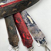 Сумки и аксессуары handmade. Livemaster - original item Detachable shoulder bag strap.. Handmade.