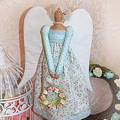 Куклы и игрушки ручной работы. Ярмарка Мастеров - ручная работа Винтажный ангел.. Handmade.