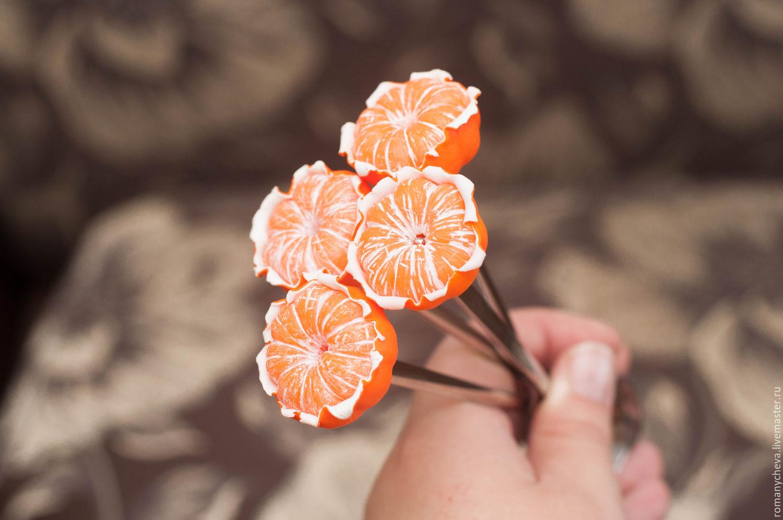 Spoon 'Mandarin', Spoons, Kovrov,  Фото №1