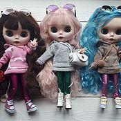 Шарнирная кукла ручной работы. Ярмарка Мастеров - ручная работа Шарнирная кукла: Куклы Блайз ТБЛ. Handmade.