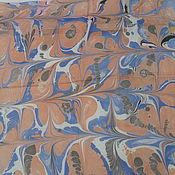 Винтаж handmade. Livemaster - original item Stylish batik,100% silk,vintage Italy. Handmade.