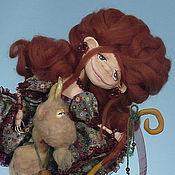 Куклы и игрушки ручной работы. Ярмарка Мастеров - ручная работа Эдмон и Марта. Handmade.