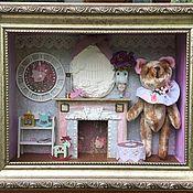 Румбоксы ручной работы. Ярмарка Мастеров - ручная работа Румбокс ,миниатюра ,кукольный домик. Handmade.