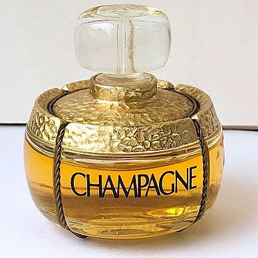Винтаж ручной работы. Ярмарка Мастеров - ручная работа Champagne, Yves Saint Laurent  50 мл.. Handmade.