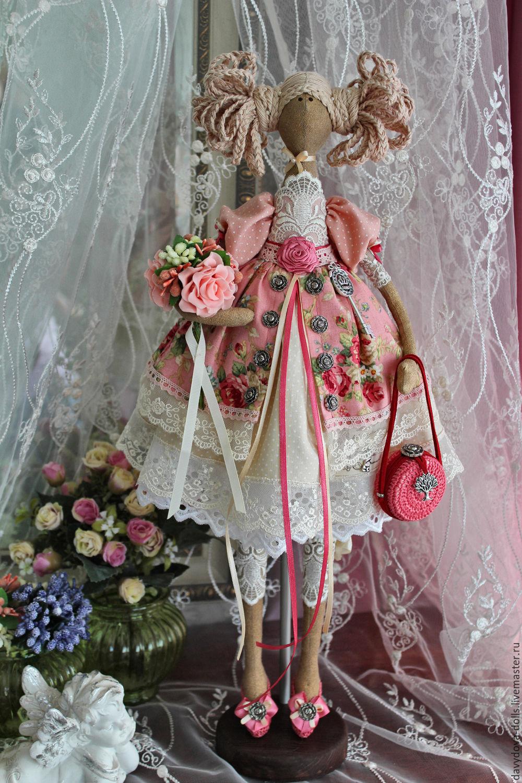 tilde doll 'Victoria', Dolls, Chrysostom,  Фото №1