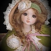 """Куклы и игрушки ручной работы. Ярмарка Мастеров - ручная работа Серия """" Маленькие женщины"""" Настенька. продана. Handmade."""
