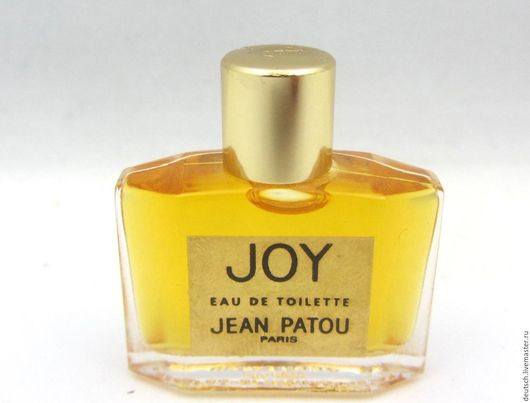 Винтажные предметы интерьера. Ярмарка Мастеров - ручная работа. Купить Joy Jean Patou 2 мл  едт винтажная миниатюра. Handmade.