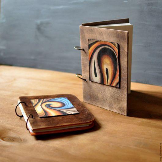 """Блокноты ручной работы. Ярмарка Мастеров - ручная работа. Купить Блокнот А5  """"Цветная абстракция"""" Скетчбук Планшет для рисования. Handmade."""