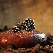 Украшения ручной работы. Ярмарка Мастеров - ручная работа Кольцо Magic mushrooms. Handmade.