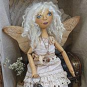 Куклы и игрушки ручной работы. Ярмарка Мастеров - ручная работа Фея-хранительница бабушкиного сундука. Handmade.