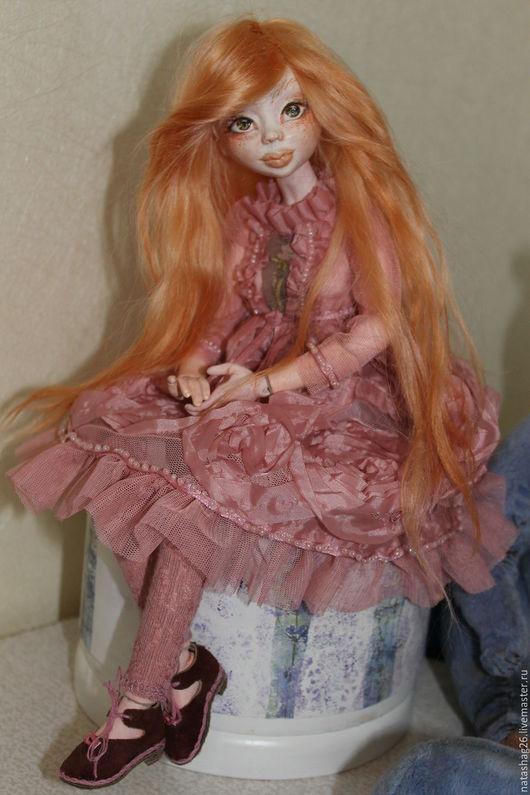 Коллекционные куклы ручной работы. Ярмарка Мастеров - ручная работа. Купить Шарнирная кукла Мари. Handmade. Шарнирная кукла