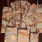 мешочки-сумочки подарочная упаковка
