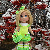 Куклы и пупсы ручной работы. Ярмарка Мастеров - ручная работа Куклы и пупсы: Кукла вязаная крючком. Handmade.