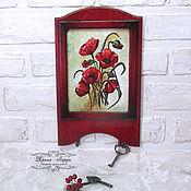 Для дома и интерьера handmade. Livemaster - original item Housekeeper - hanger