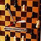 Часы для дома ручной работы. Часы «Шахматы». Геннадий Зинковский Сундук подарков (sundukpodarkov). Интернет-магазин Ярмарка Мастеров. шахматы