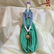 Куклы и игрушки ручной работы. Ярмарка Мастеров - ручная работа Тильда Француженка. 44 см.. Handmade.