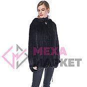 Одежда handmade. Livemaster - original item Knitted mink jacket