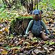 Мишки Тедди ручной работы. медвежонок. Handmade by Rita. Ярмарка Мастеров. Текстильная игрушка, уютный дом, уютная игрушка