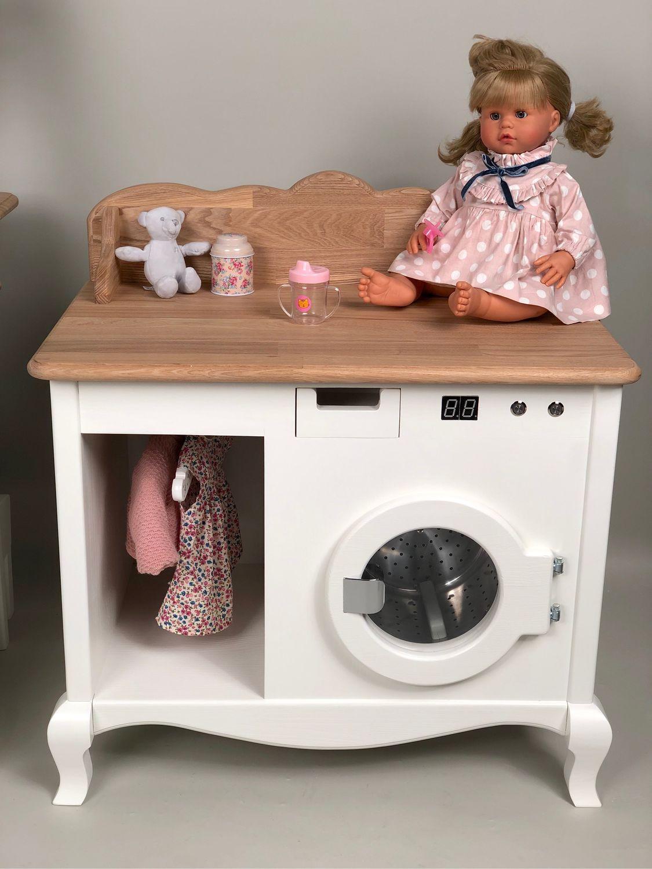 Детская стиральная машина с пеленальным столиком, Техника роботы транспорт, Троицк,  Фото №1