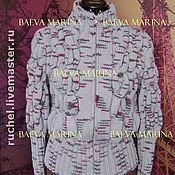 """Одежда ручной работы. Ярмарка Мастеров - ручная работа Жакет женский """"Simple"""". Handmade."""