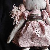 Куклы и игрушки ручной работы. Ярмарка Мастеров - ручная работа Розалинка. Handmade.