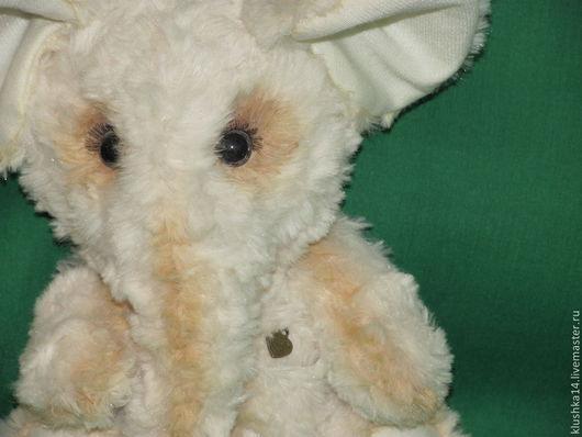 Мишки Тедди ручной работы. Ярмарка Мастеров - ручная работа. Купить Слоняша. Handmade. Бежевый, интерьерная игрушка, металлическая фурнитура