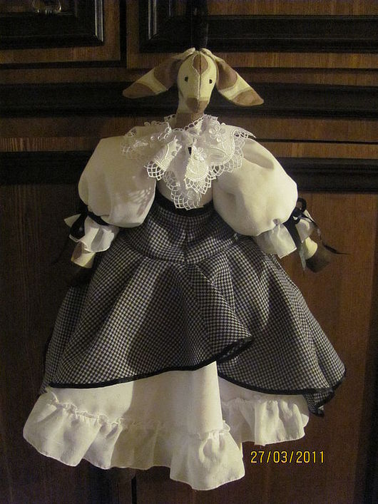Ароматизированные куклы ручной работы. Ярмарка Мастеров - ручная работа. Купить жираф. Handmade. Жирафы, акрил