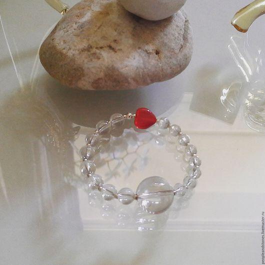 Браслеты ручной работы. Ярмарка Мастеров - ручная работа. Купить Детские браслеты. Handmade. Комбинированный, браслет из бисера, японский трос