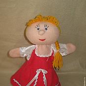 Куклы и игрушки ручной работы. Ярмарка Мастеров - ручная работа сказка золушка. Handmade.