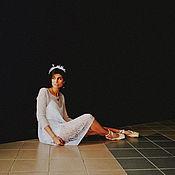 Одежда ручной работы. Ярмарка Мастеров - ручная работа платье Heart on replay. Handmade.