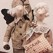 Куклы и игрушки ручной работы. Ярмарка Мастеров - ручная работа Ангелы Субботнего Утра - 2. Handmade.