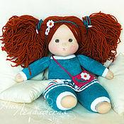 Куклы и игрушки ручной работы. Ярмарка Мастеров - ручная работа Шармелька Лисичка. Handmade.
