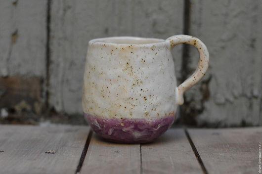 Кружки и чашки ручной работы. Ярмарка Мастеров - ручная работа. Купить Кружка керамическая. Handmade. Комбинированный, керамика купить, чашка