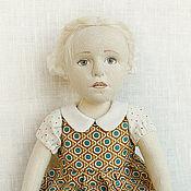 Куклы и игрушки ручной работы. Ярмарка Мастеров - ручная работа Светочка (портретная). Handmade.