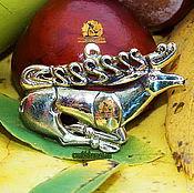 Фен-шуй и эзотерика ручной работы. Ярмарка Мастеров - ручная работа Олень Скифский Звериный Стиль. Handmade.